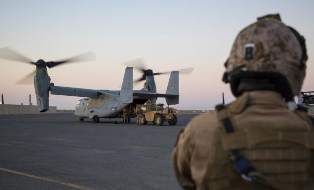 Special Purpose Marine Air-Ground Task Force Crisis Response - Central Command  - by Cpl. Sahara Luna