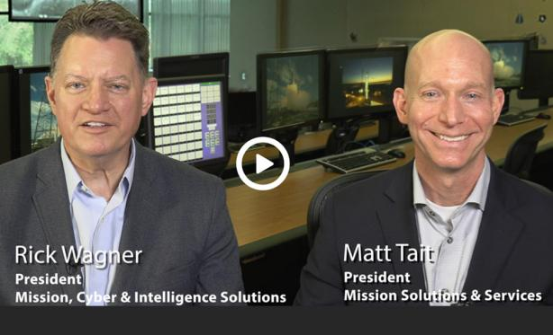 Rick Wagner + Matt Tait Space Resilience Video # 2