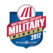 most valuable military employer award