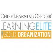 Chief Learning Officer Learning Elite Gold