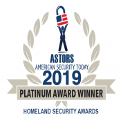 ASTORS American Security Today 2019 Platinum Award