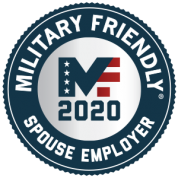 Military Friendly Spouse Employer 2020 v2