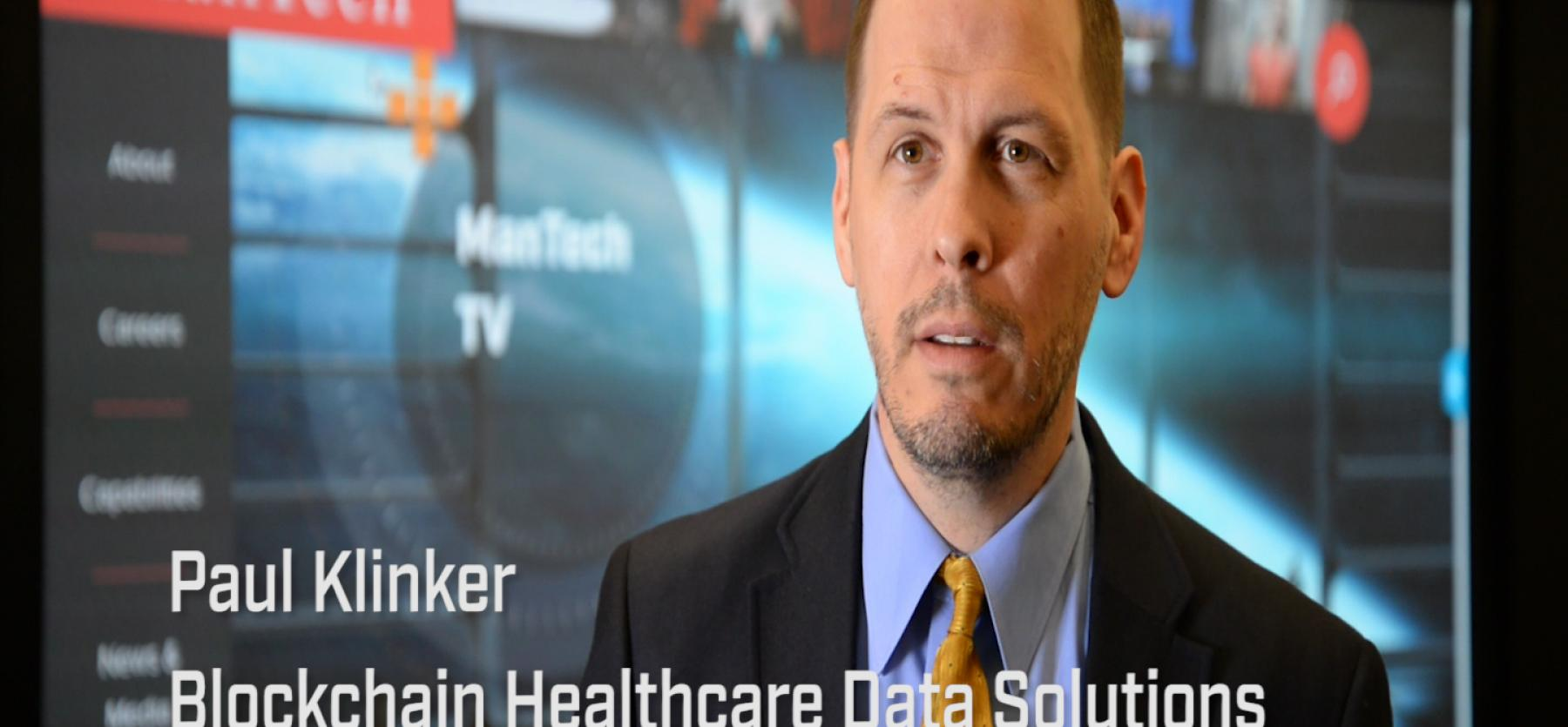 Paul Klinker - Blockchain Healthcare Data Solutions