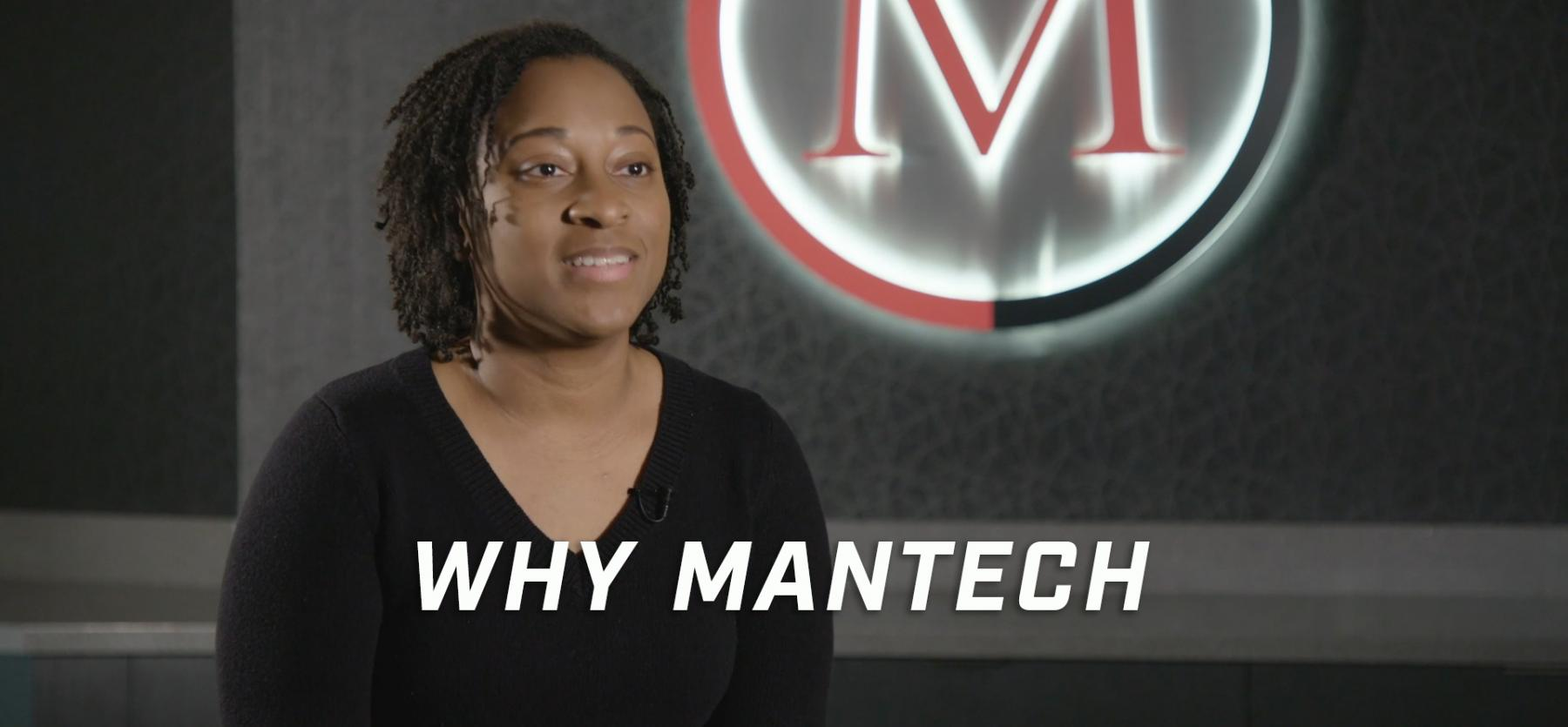 Why ManTech