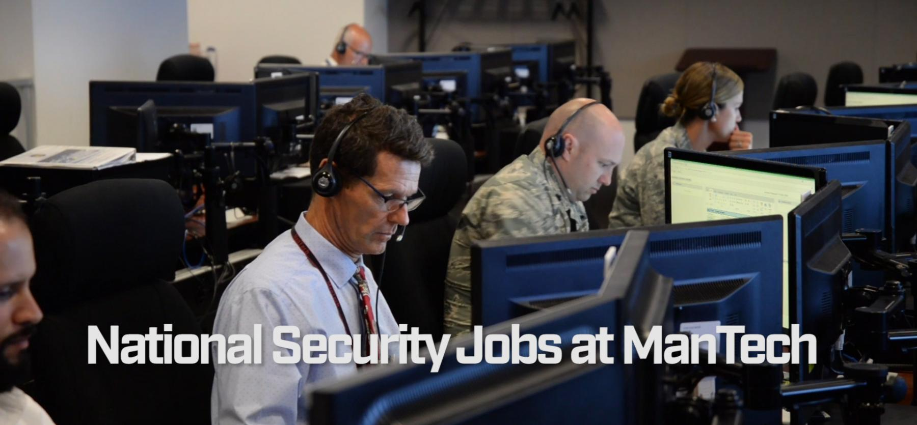 National Security Jobs