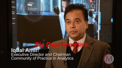 Dr. Iqbal Amiri on Data Analytics
