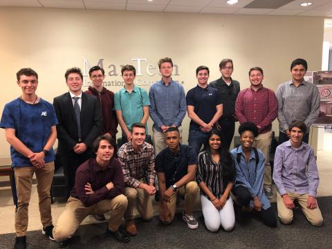 ManTech DFEND Summer Interns 2019