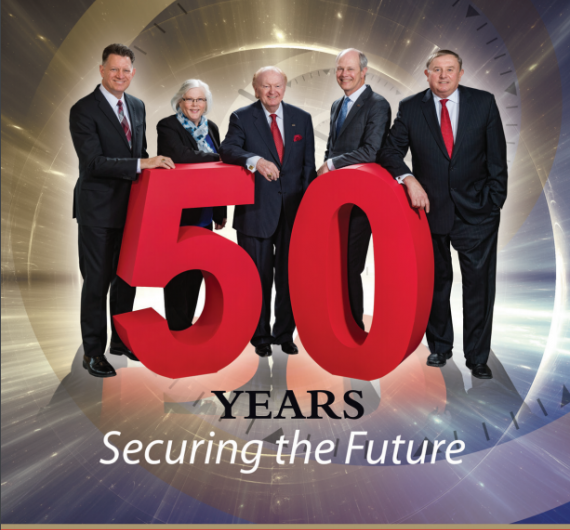 ManTech Matters 50 Years Securing the Future Winter 2018 Cover